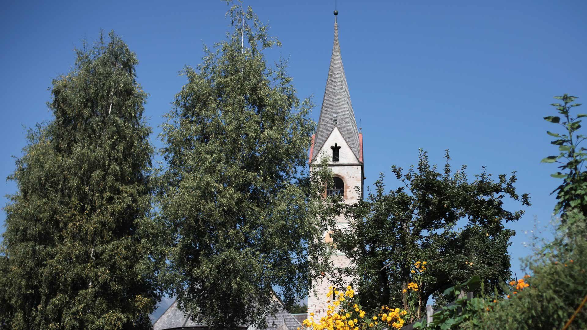 Pfarrkirche von Laurein