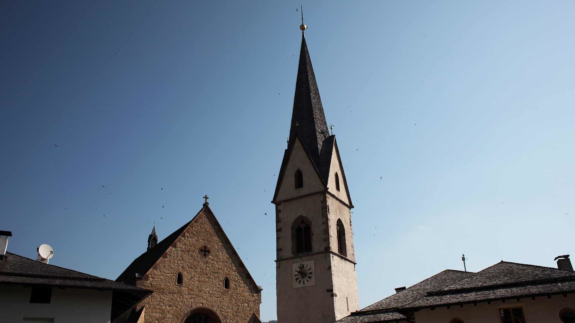 Pfarrkirche von Proveis