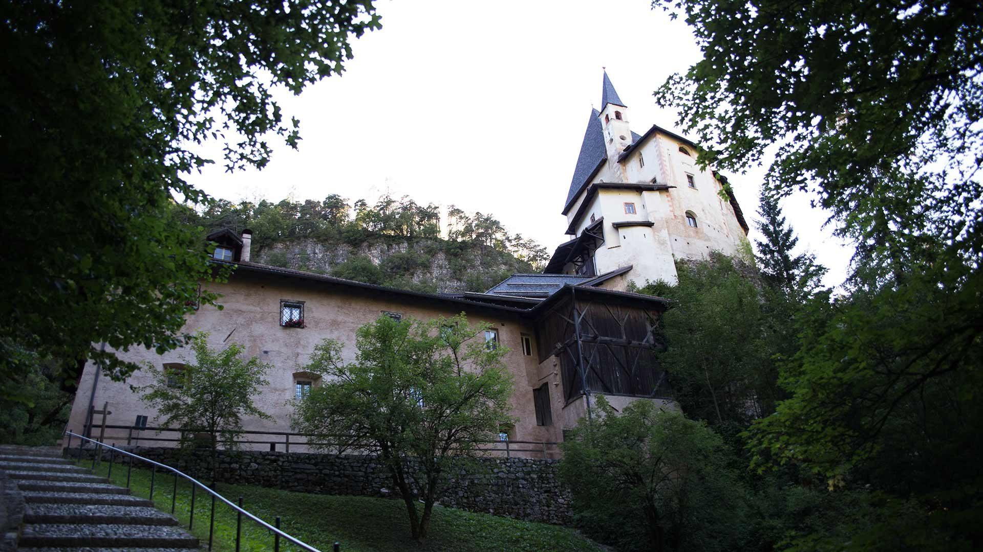 Wallfahrtsort San Romedio