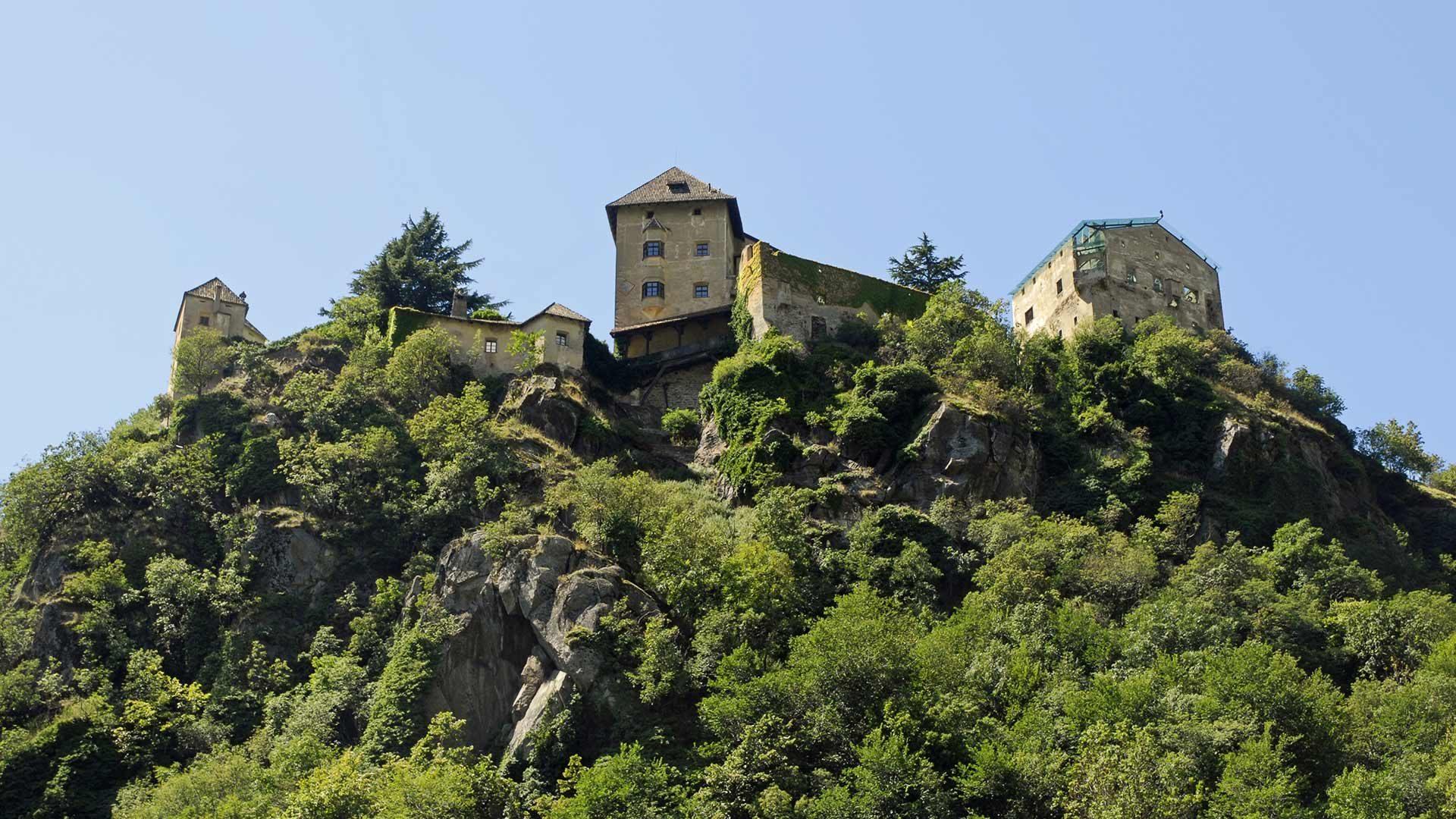 Schloss Juval bei Naturns