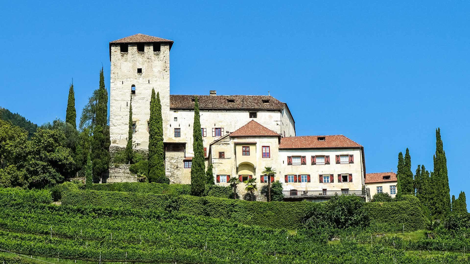 Schloss Lebenberg in Südtirol