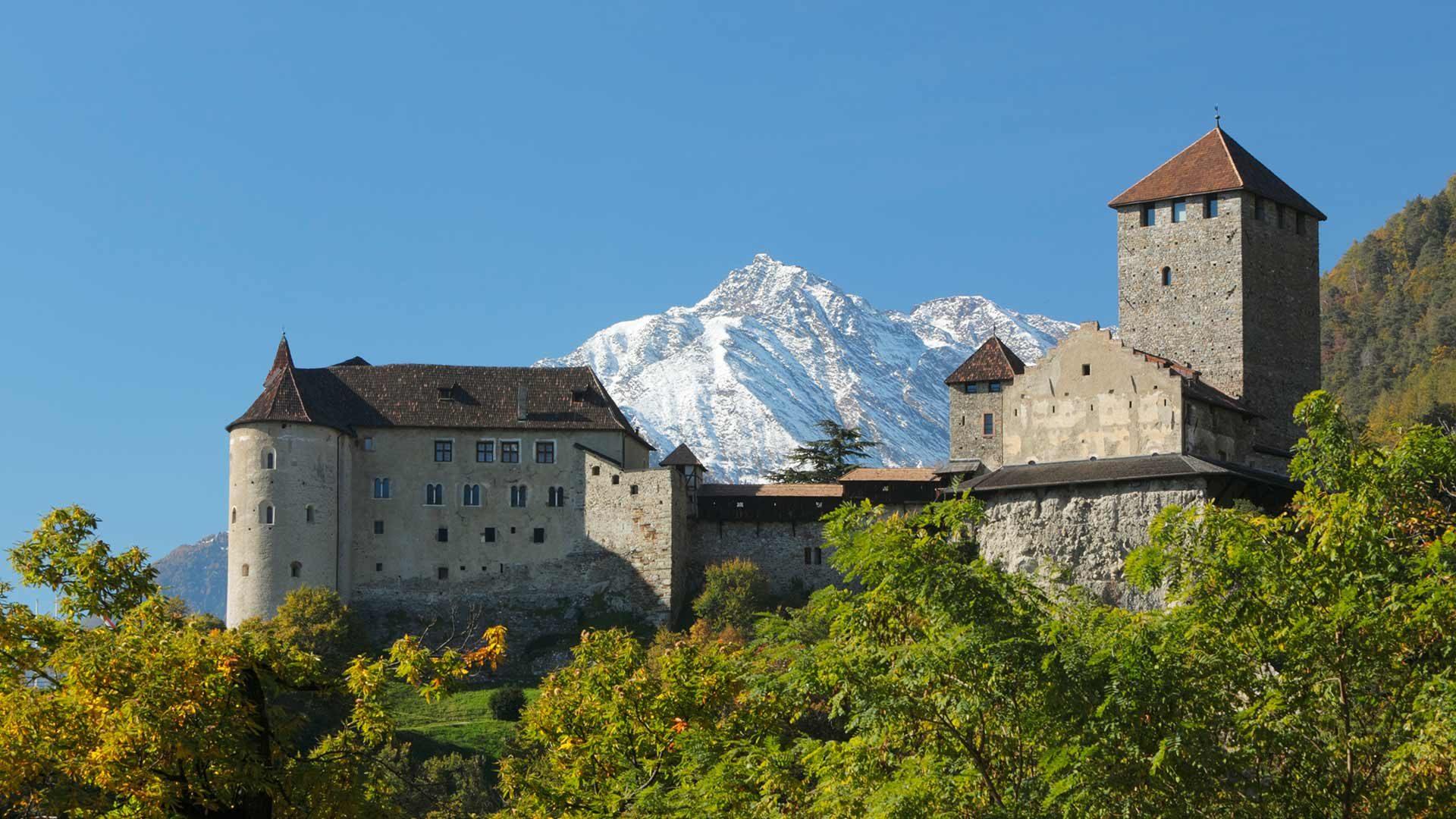 Schloss Tirol im Meranerland