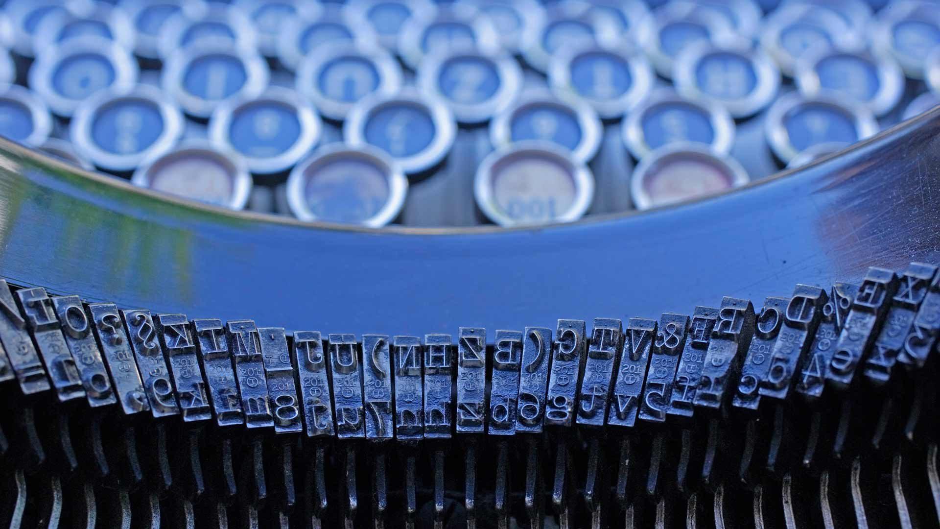 Schreibmaschinenmuseum in Partschins