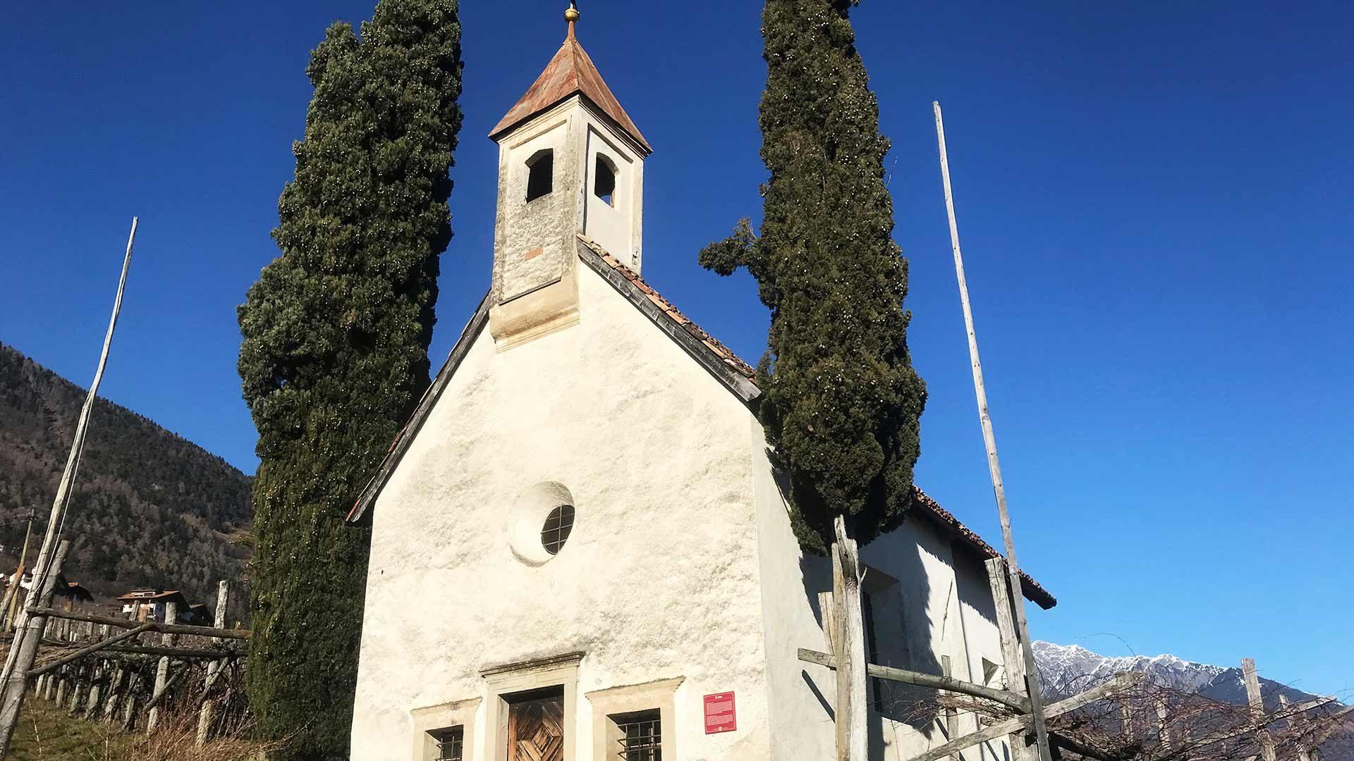 St. Anna Kirche in Tscherms