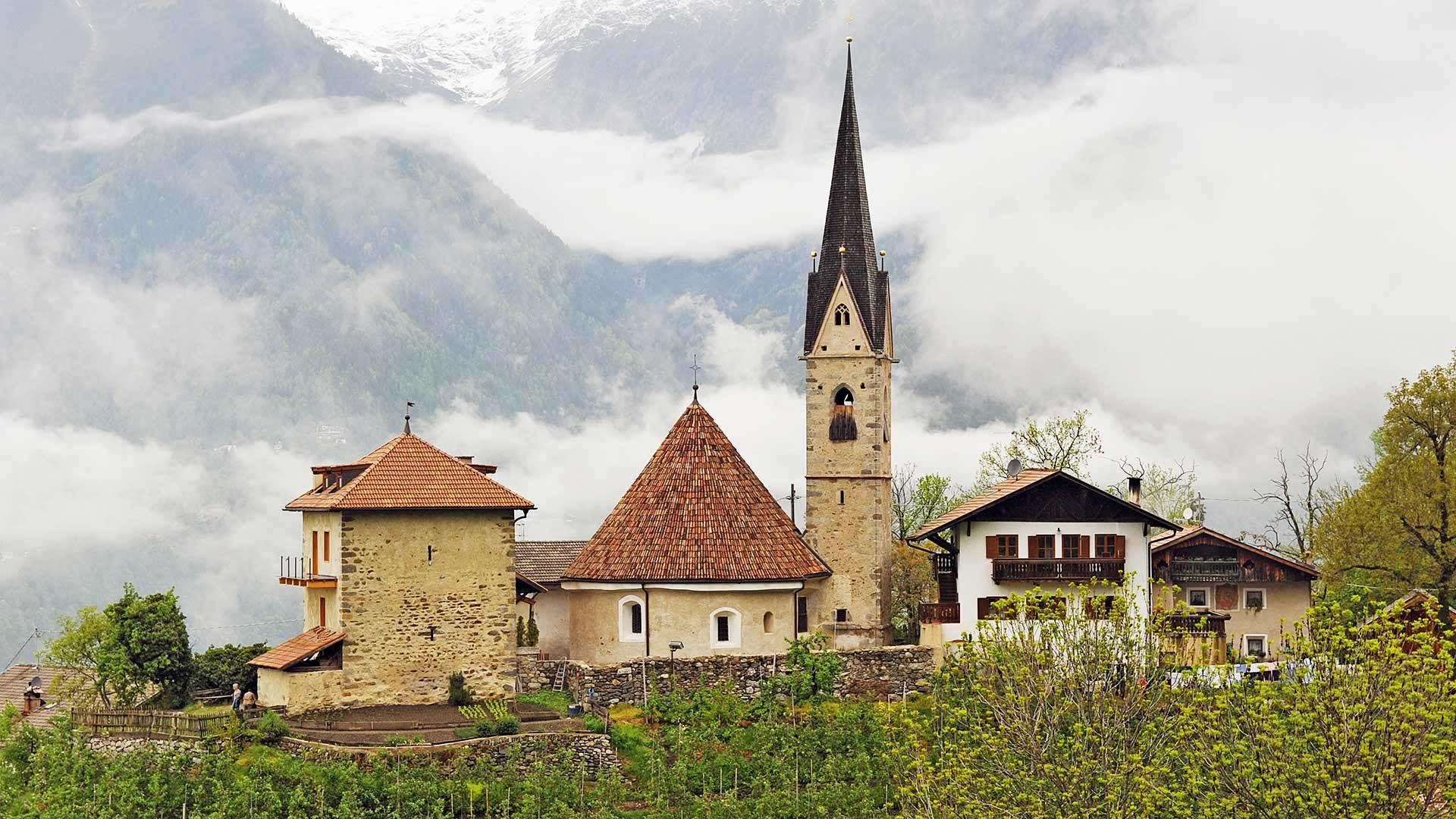 St. Georgskirche - Schenna