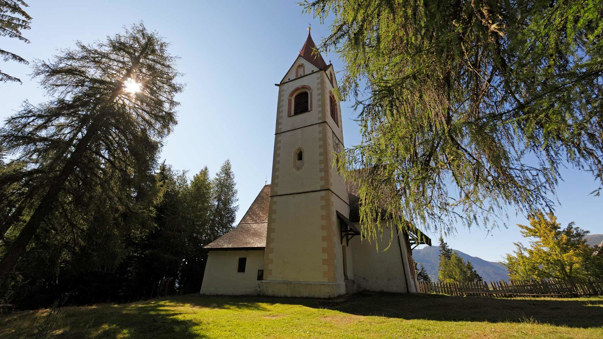 Kirchlein St. Helena