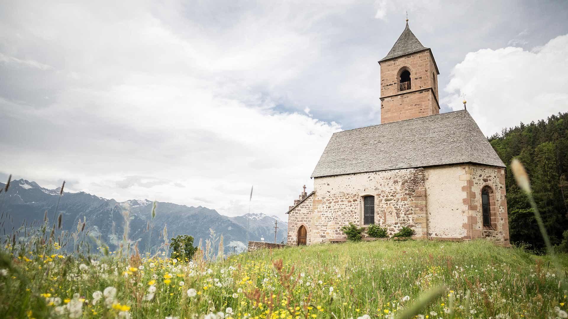 St. Kathrein Kirche in Hafling