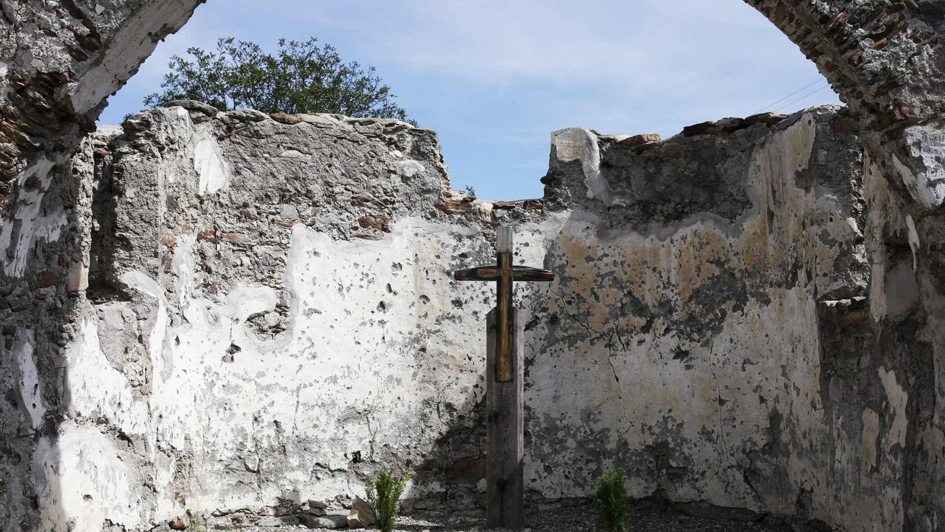 St. Laurentius Ausgrabungsstätte
