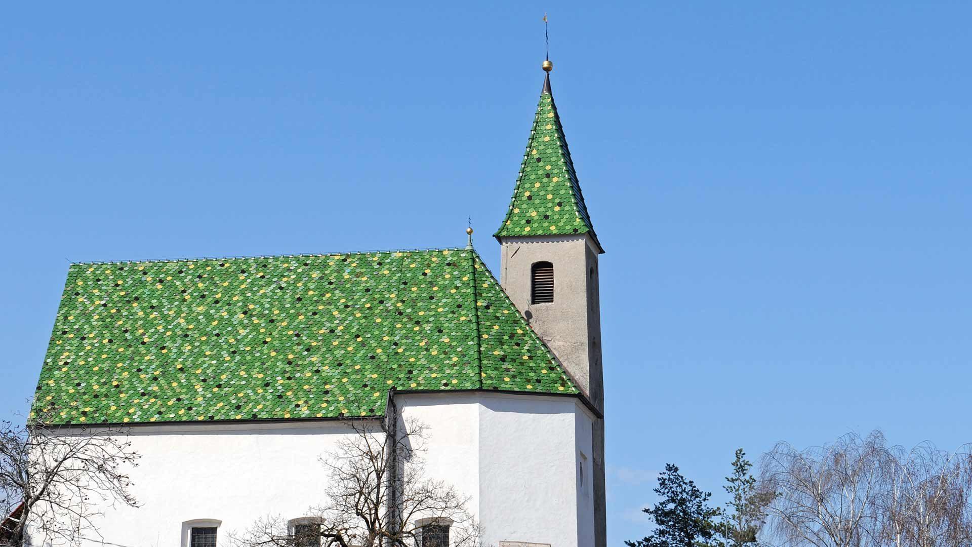 St. Martins Kirche in Prissian