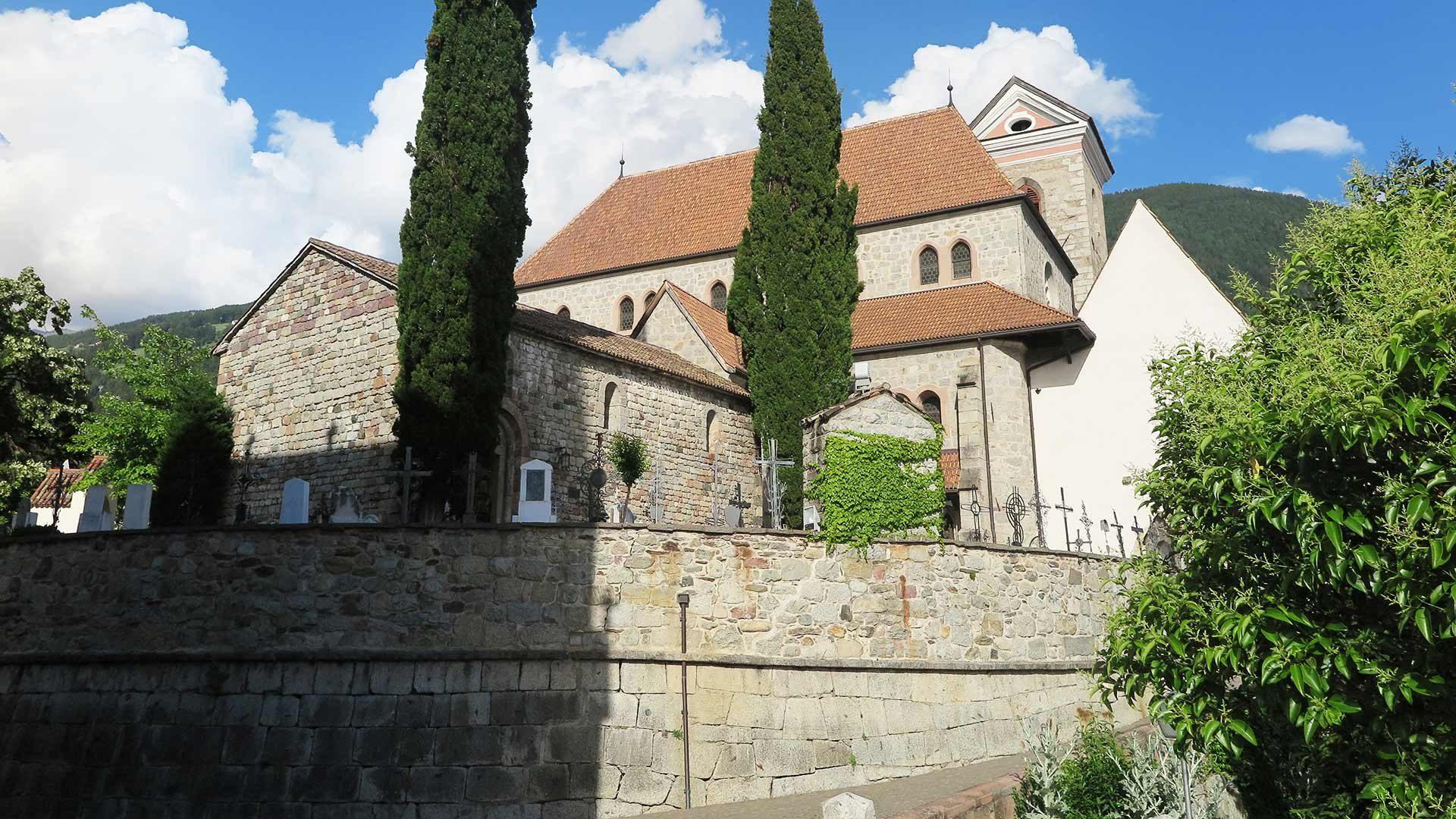 St. Martinskirche - Schenna
