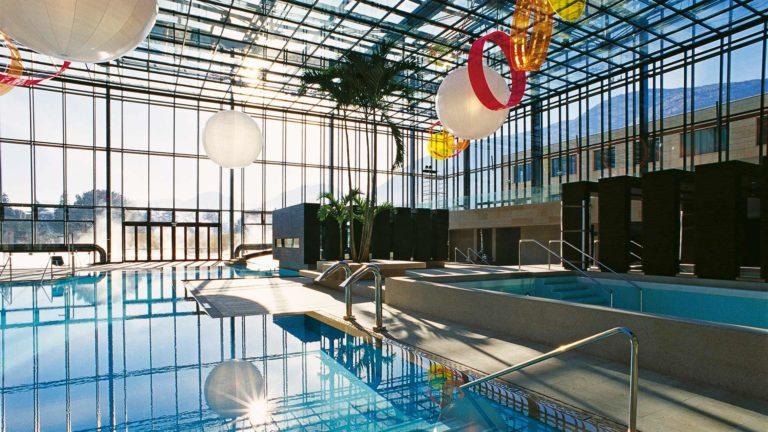 Therme Meran - Pool