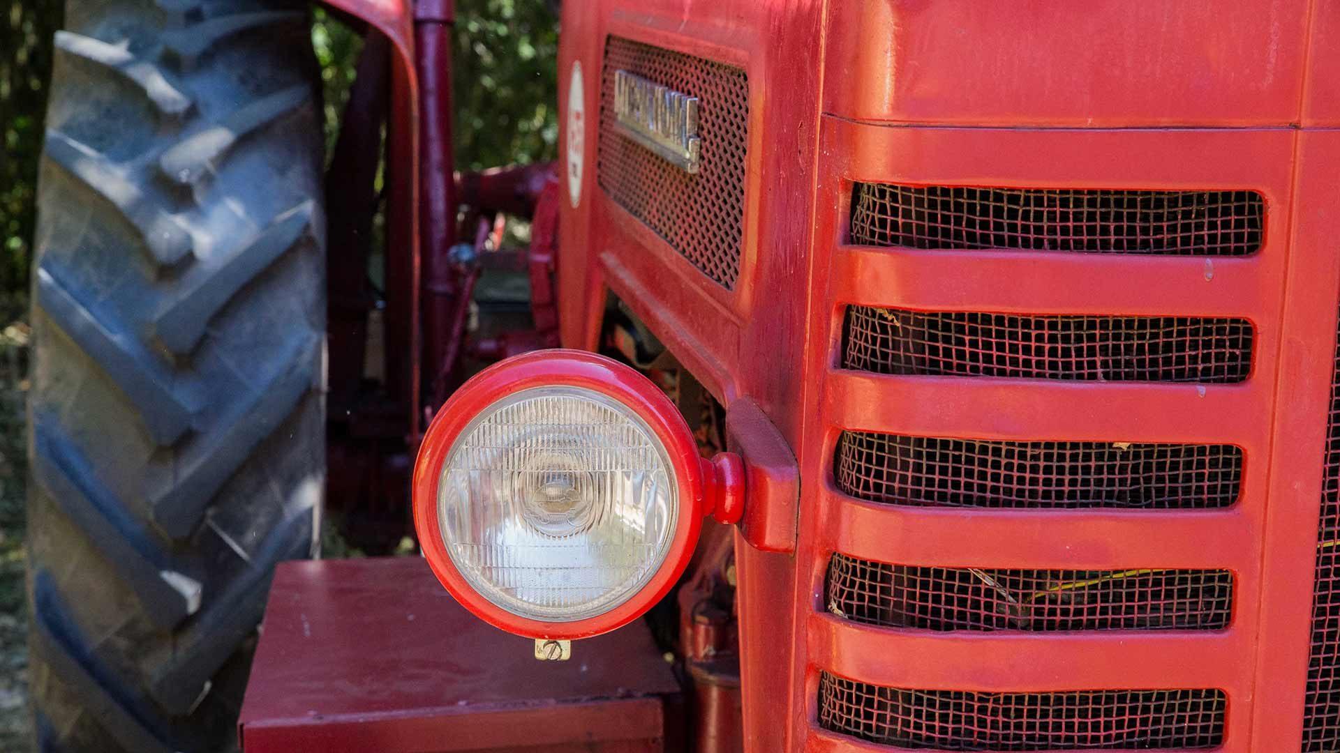 Traktormuseum