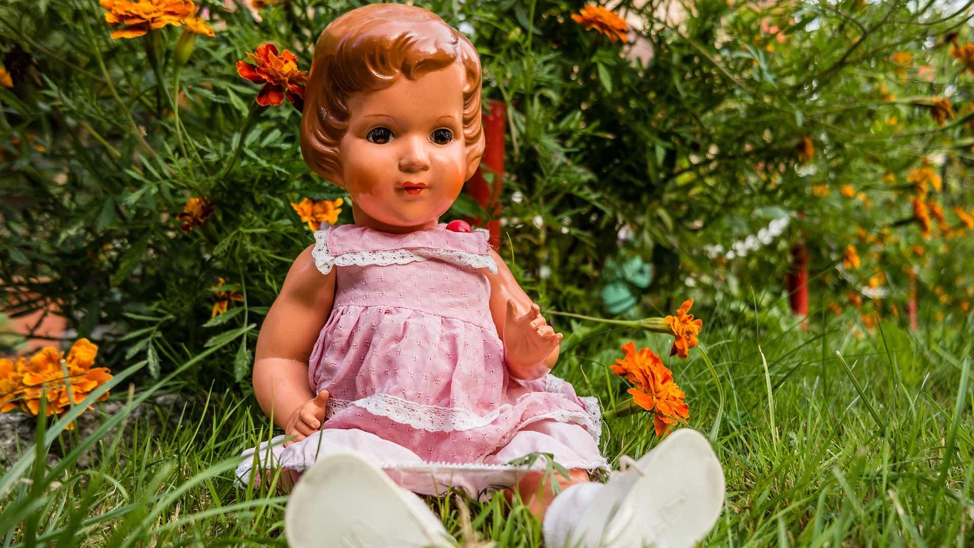 Puppen-Sammlung