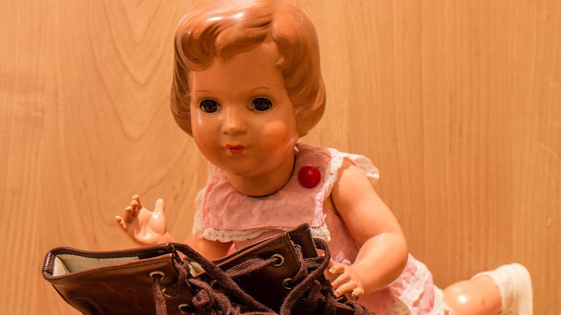 Puppen-Sammlung im Passeiertal
