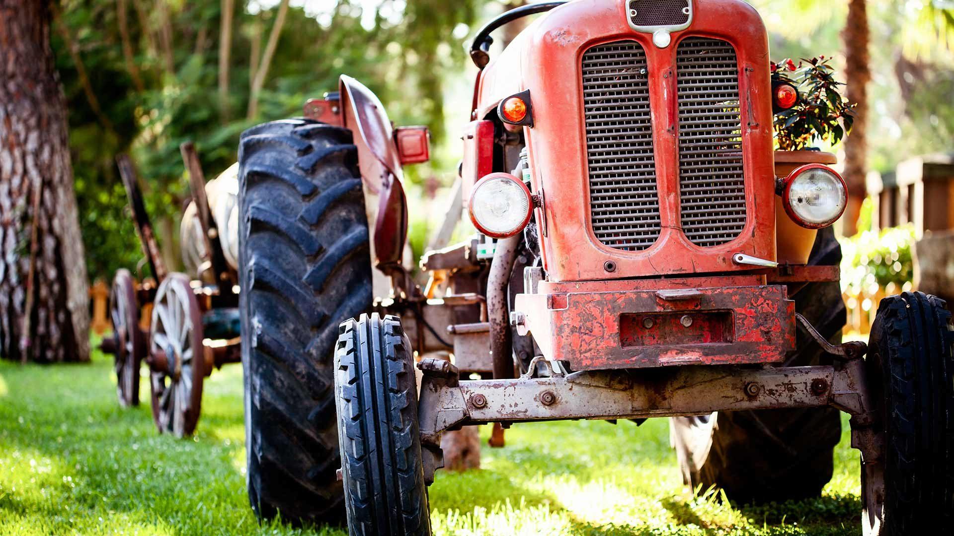 Traktormuseum im Passeiertal
