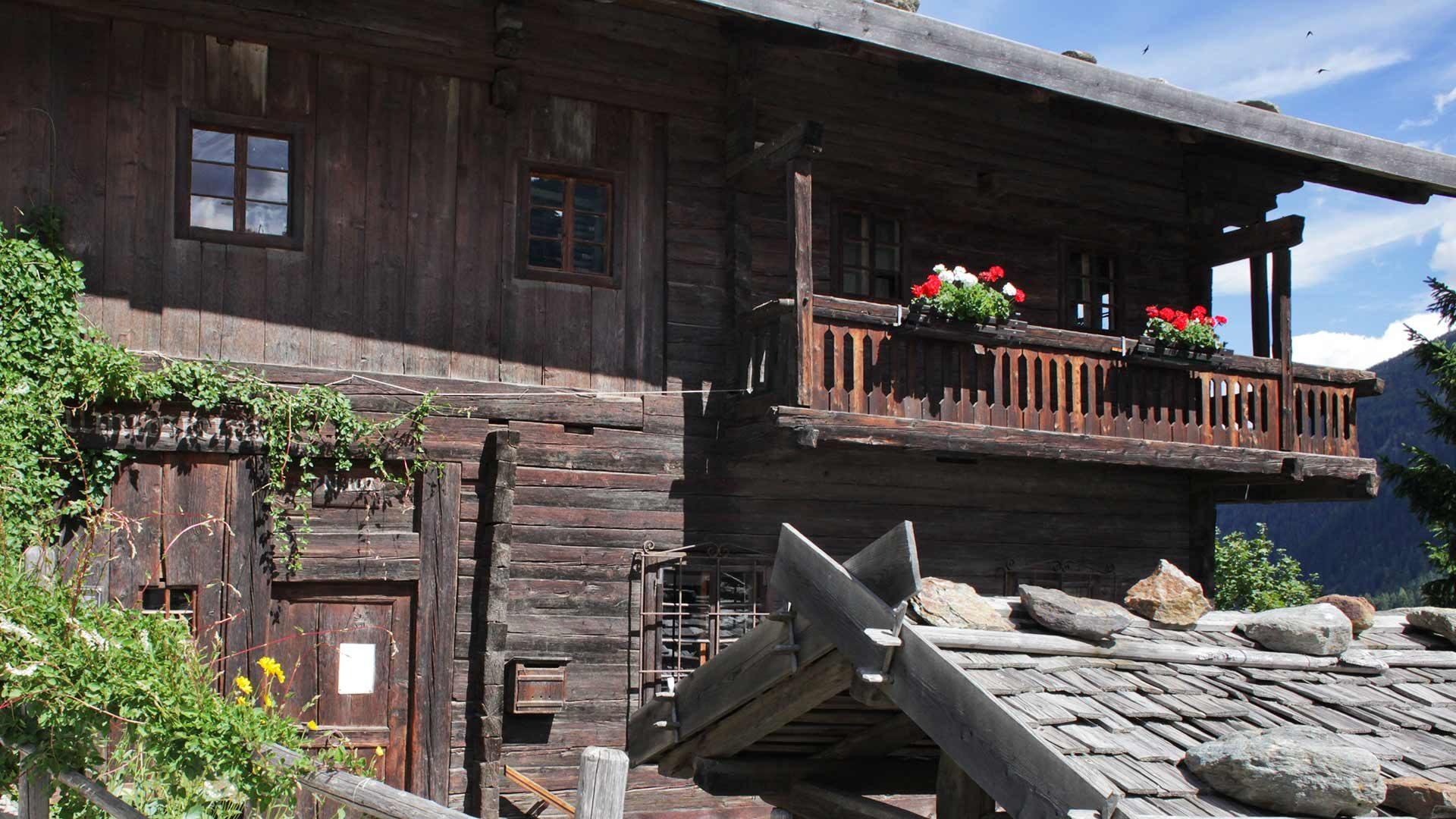 Ultner Talmuseum im hintersten Ultental
