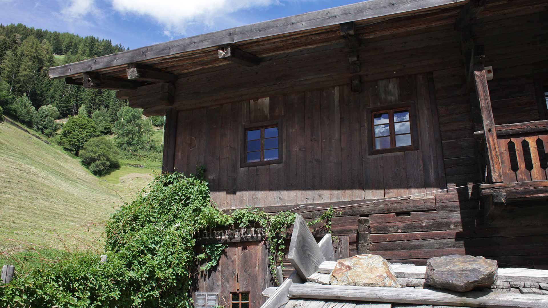 Ultner Talmuseum in Südtirol