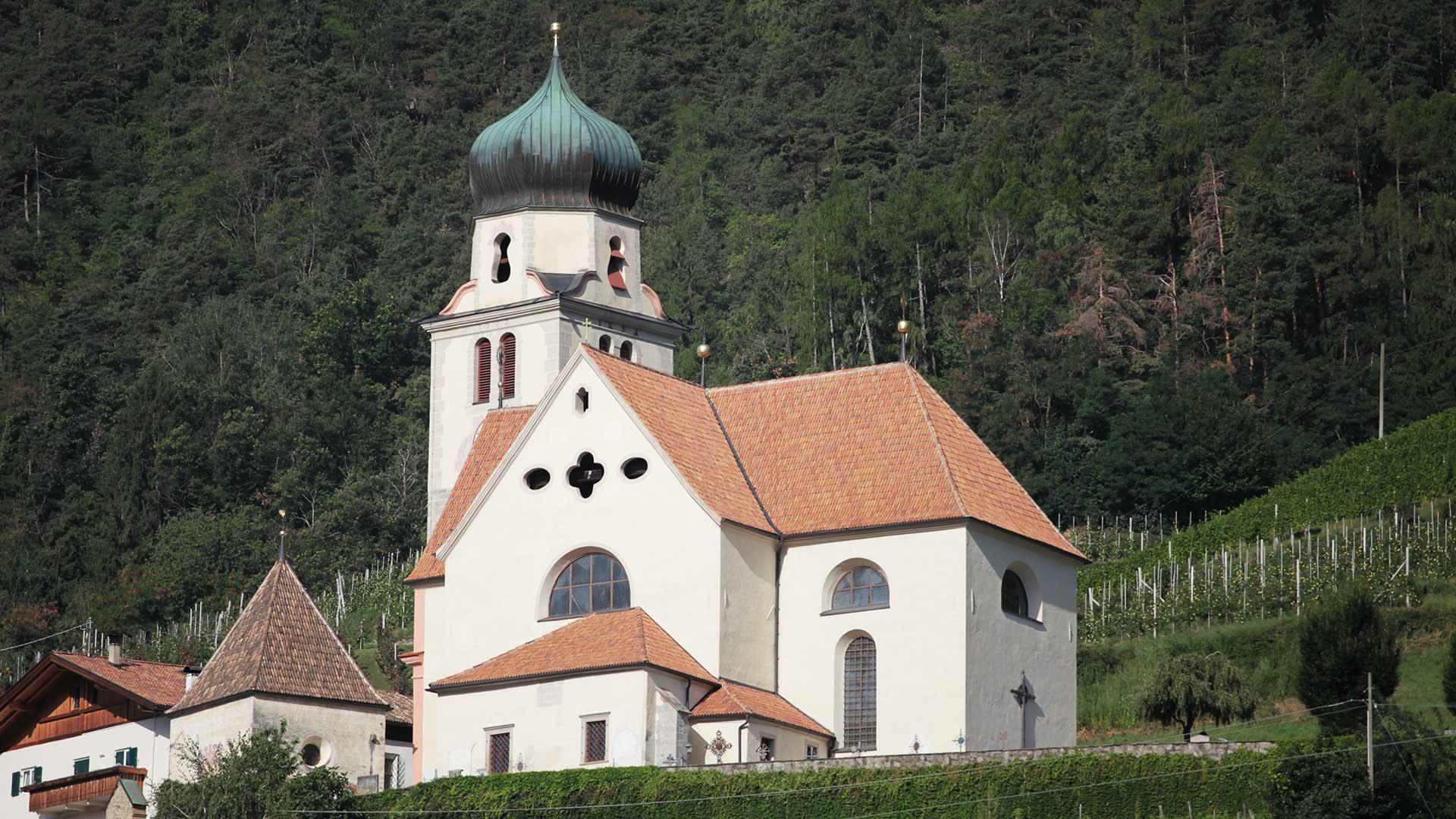 Wallfahrtskirche von Riffian
