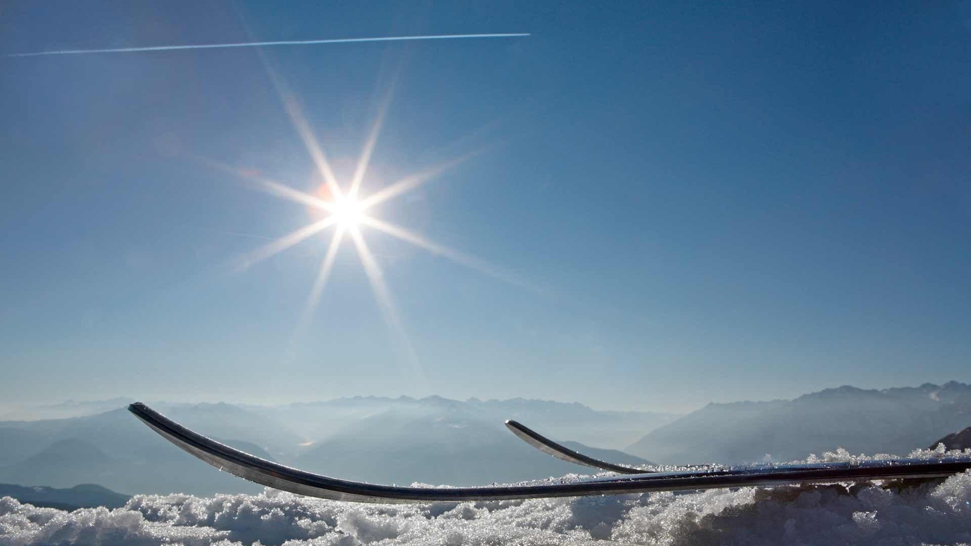 Meran 2000 - Skifahren