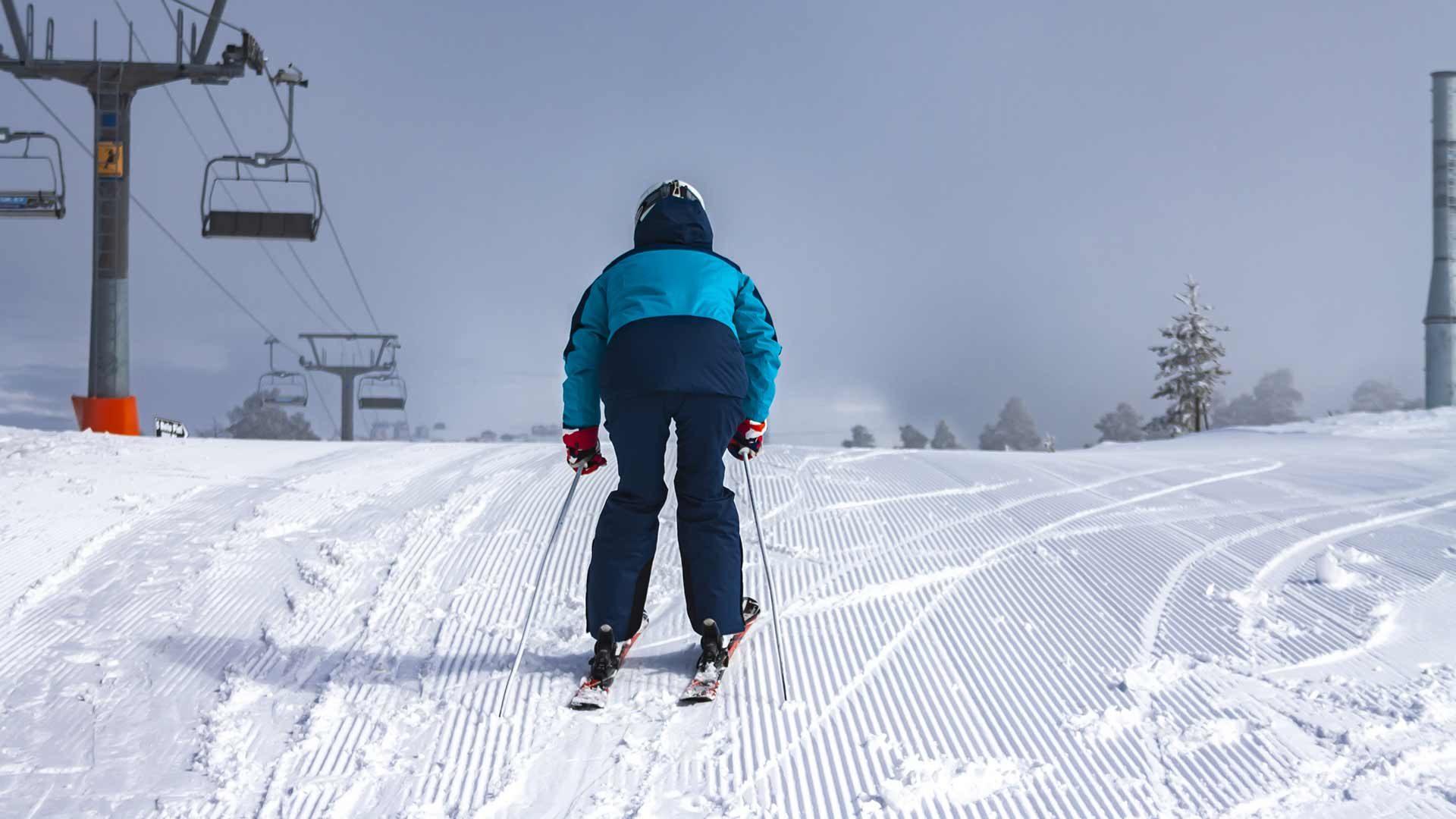 Skifahren - Skigebiet Meran 2000