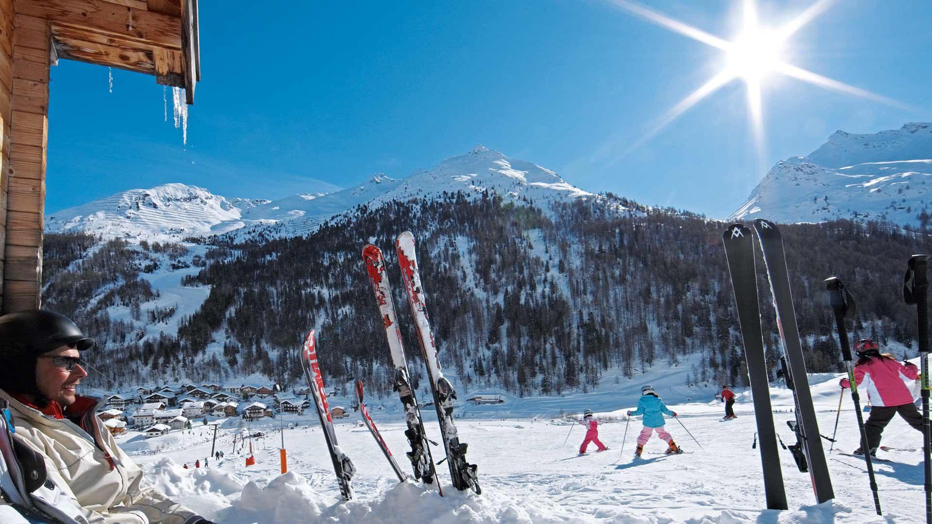 Passeiertal - Skigebiet Pfelders