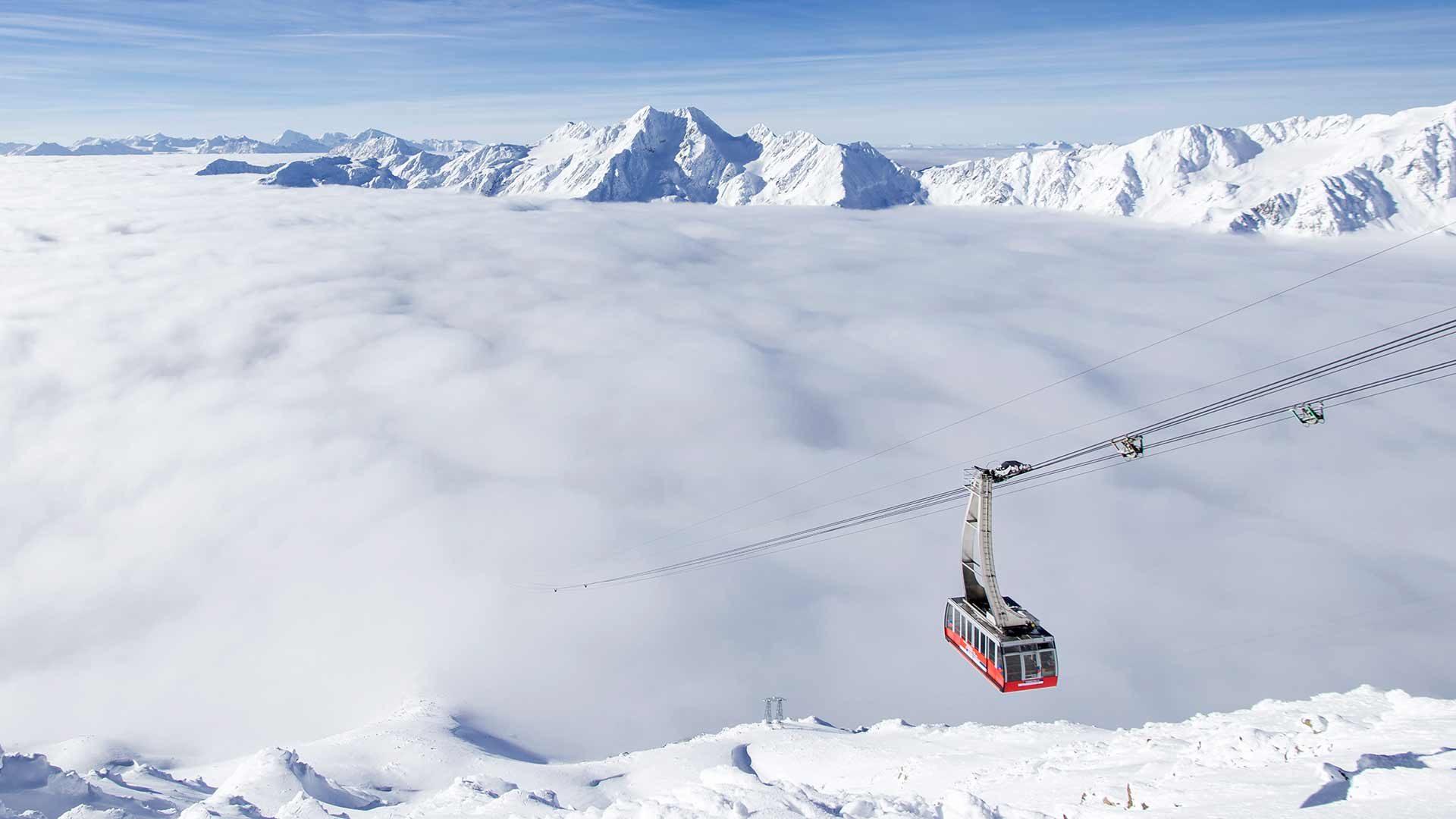 Schnalstaler Gletscherbahn