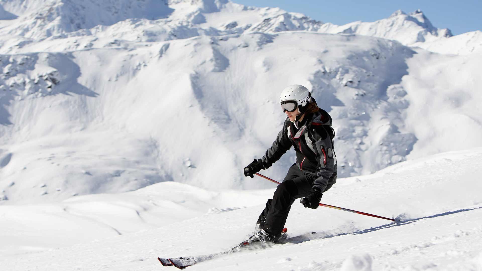 Skigebiet Schwemmalm - Skifahren
