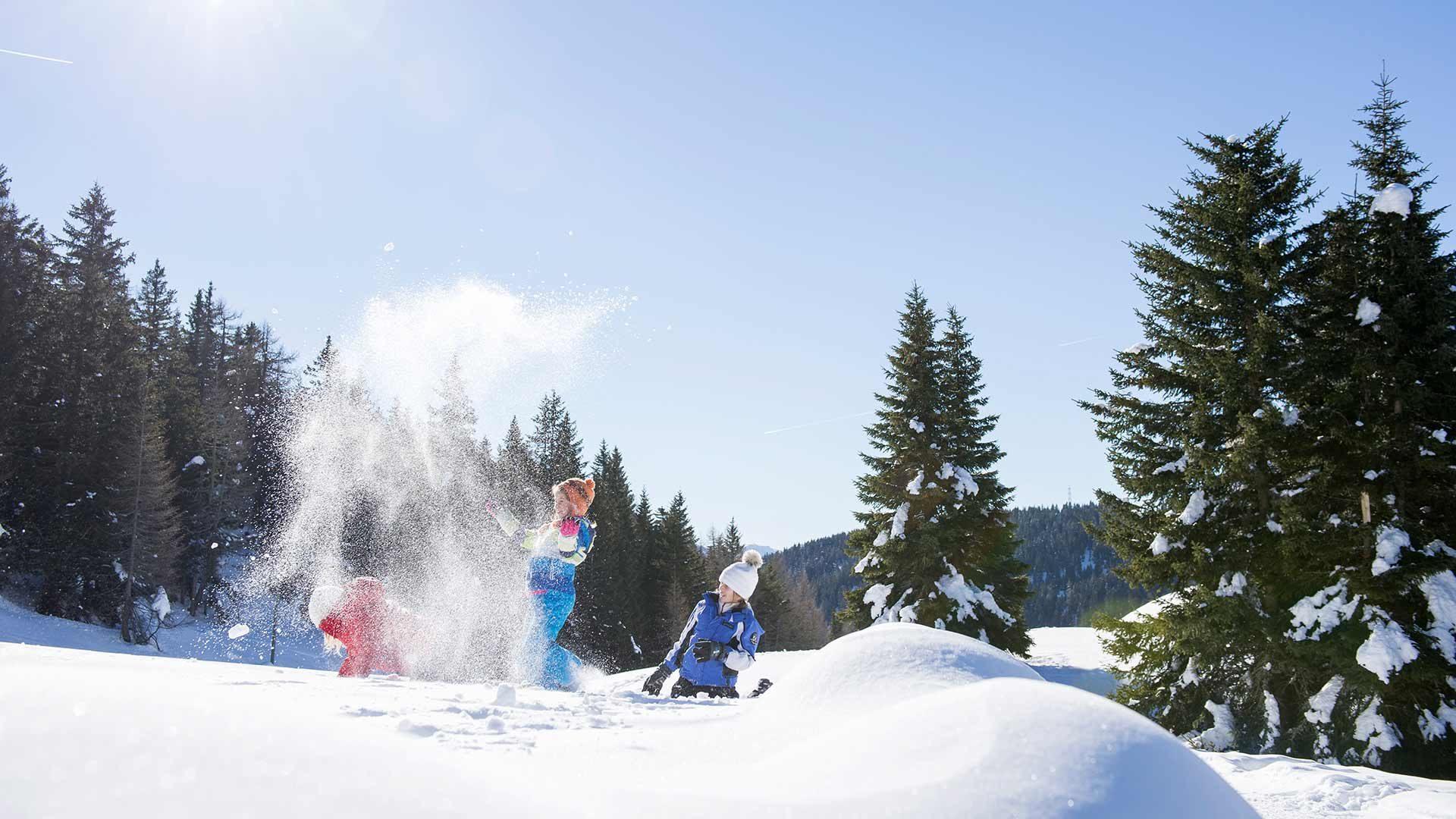 Skispaß am Vigiljoch