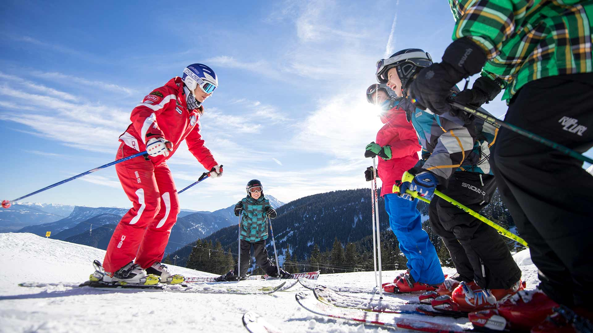 Skigebiet Vigiljoch