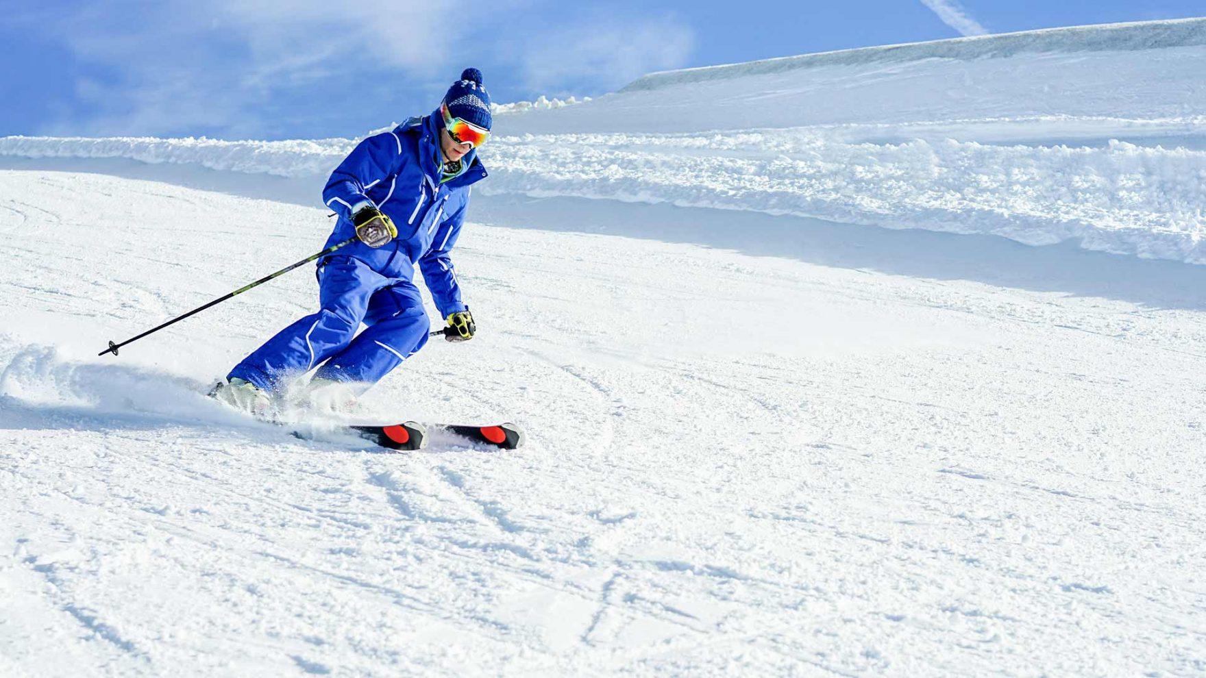 Skigebiet Meran 2000 - Skiurlaub