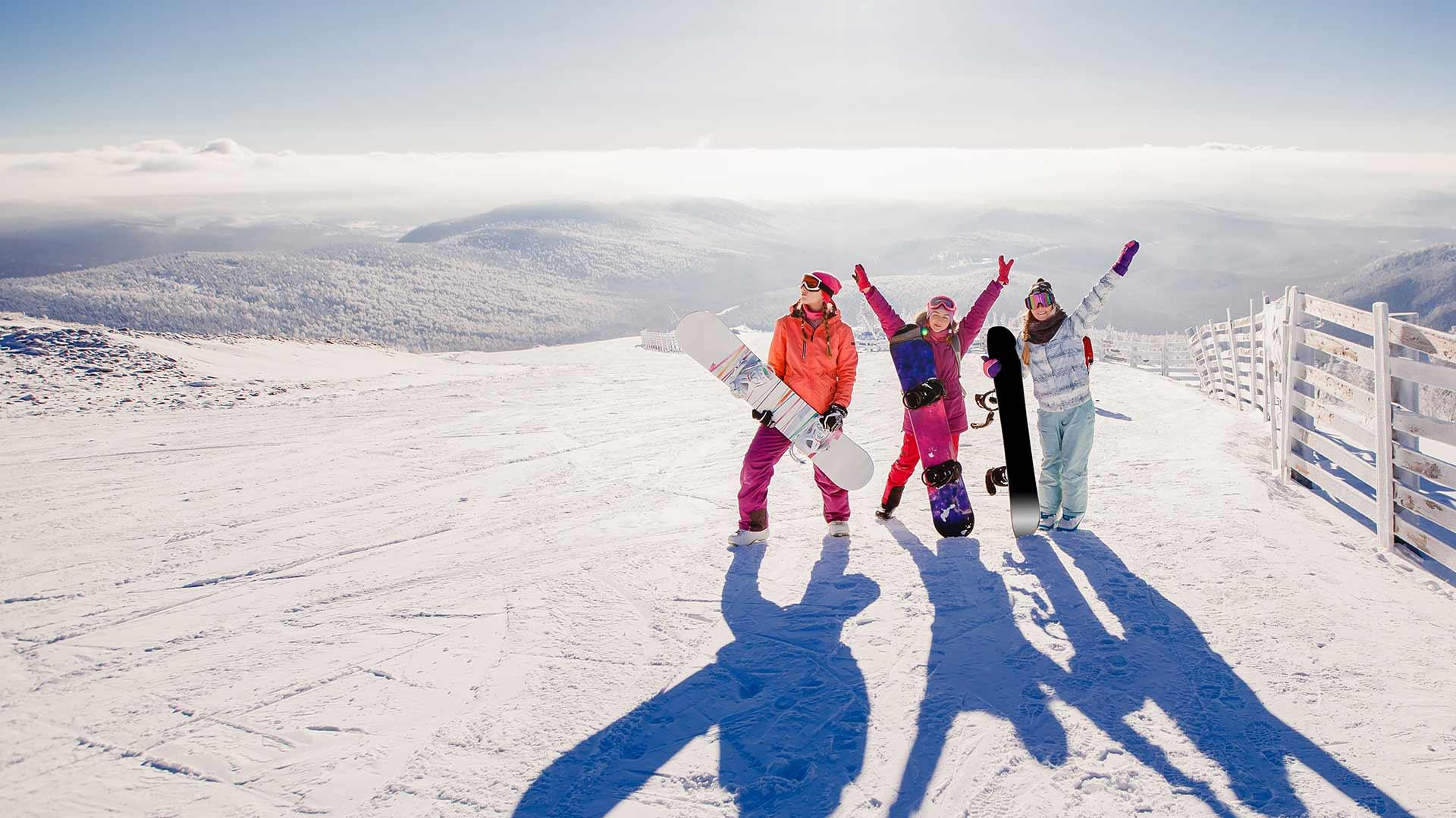 Skiurlaub in Meran und Umgebung