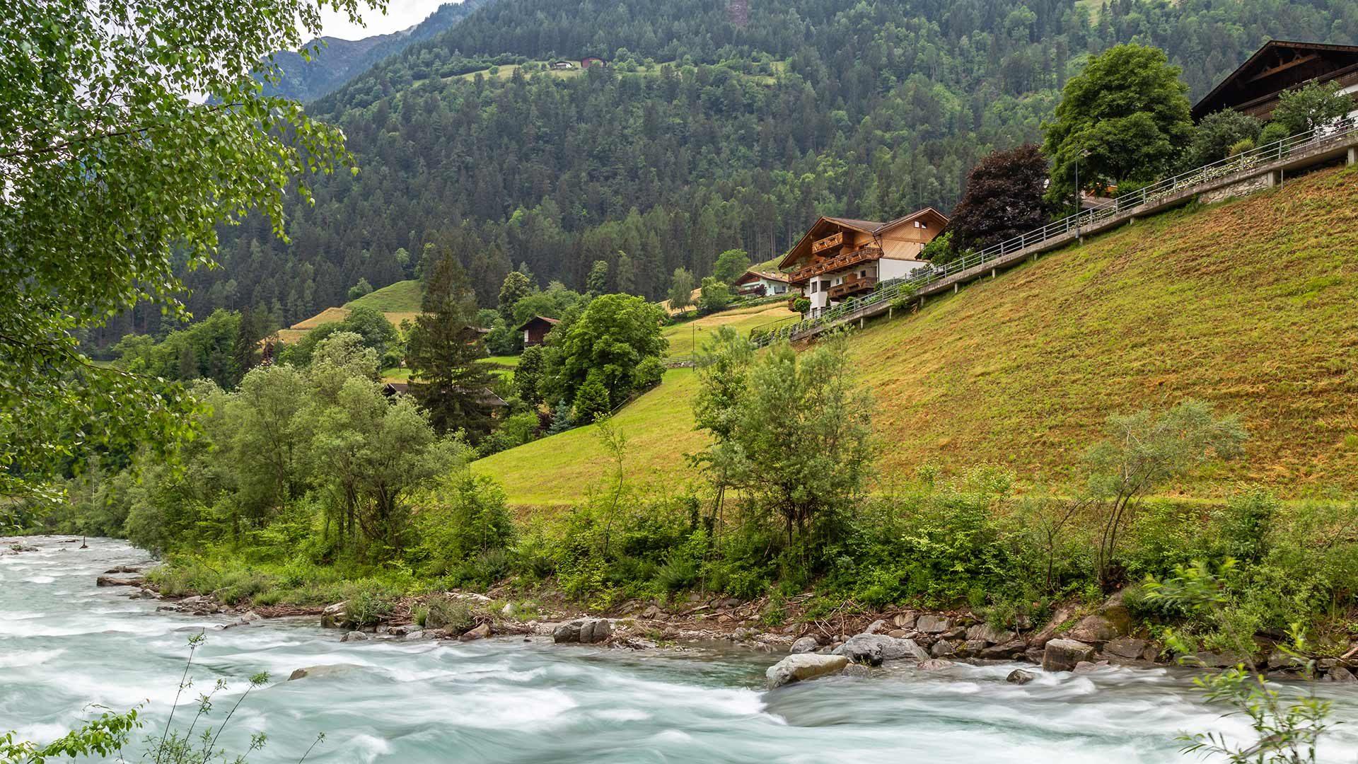 Landschaft - St. Martin in Passeier