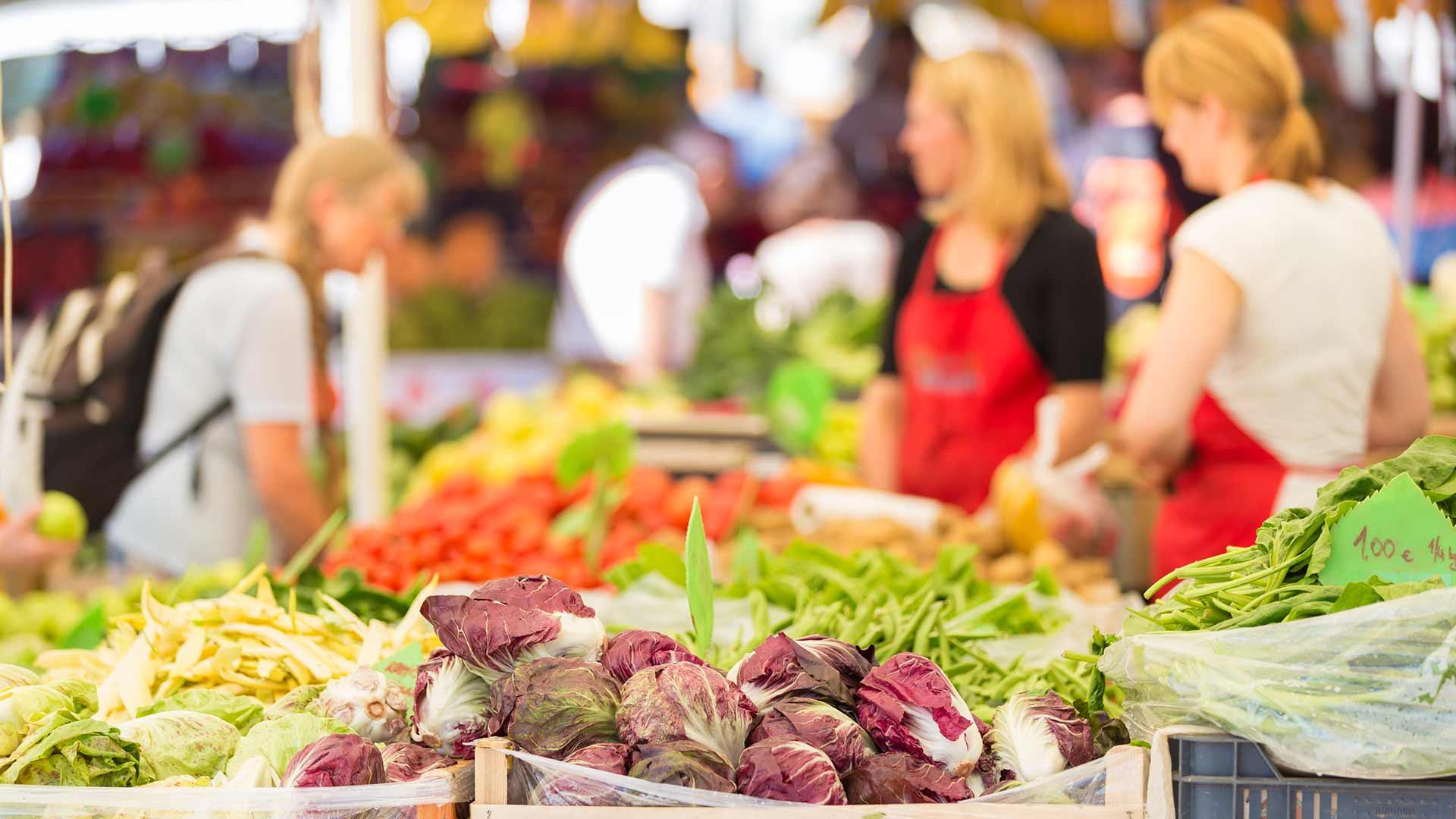 Algunder Bauernmarkt
