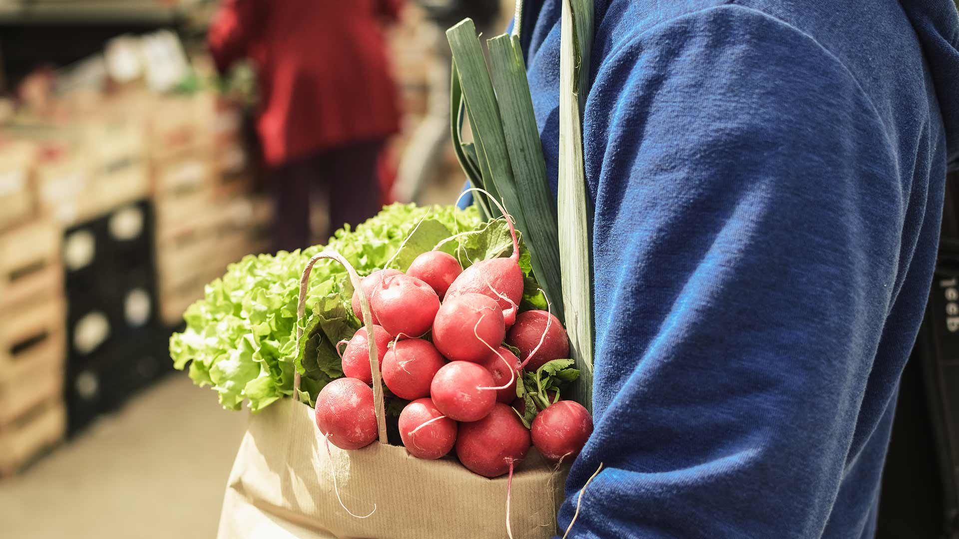 Bauernmarkt in St. Walburg
