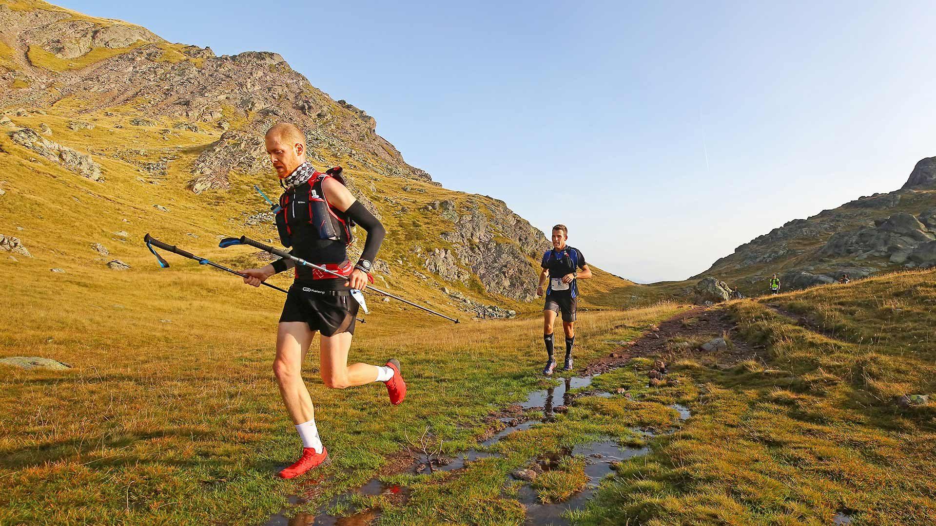 Berglauf Maddalene 30 K und Maddalene 50 K