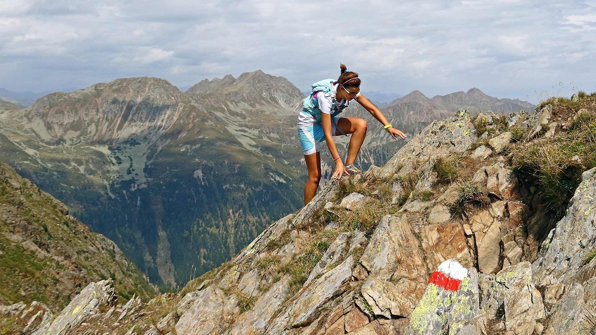 Berglauf Maddalene