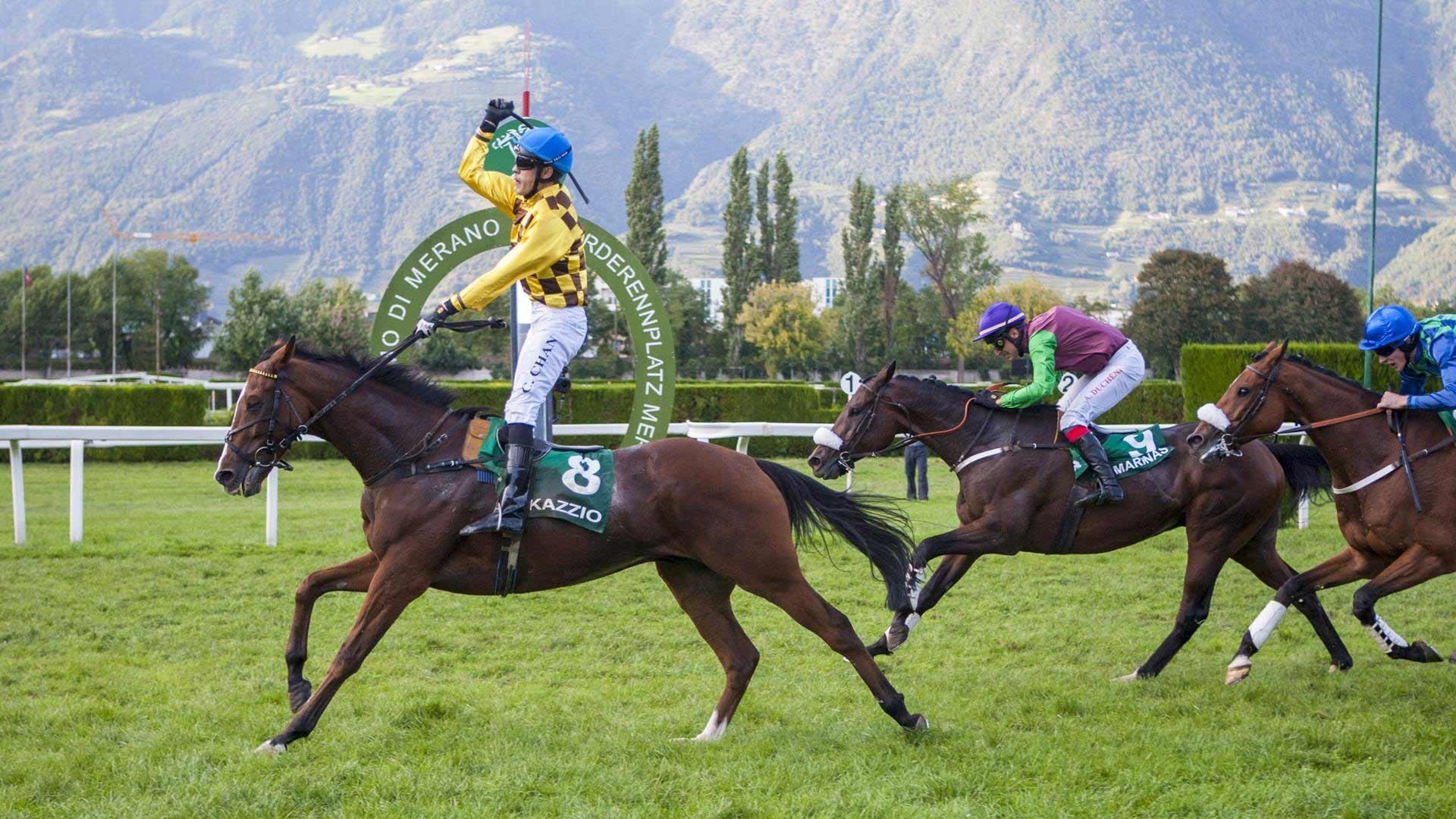 Großer Preis von Meran in Südtirol