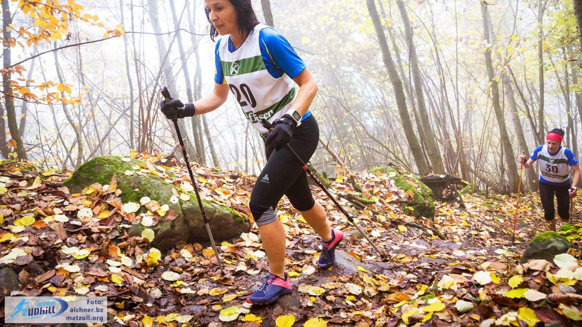 Nordic Uphill – Berglauf mit Stöcken