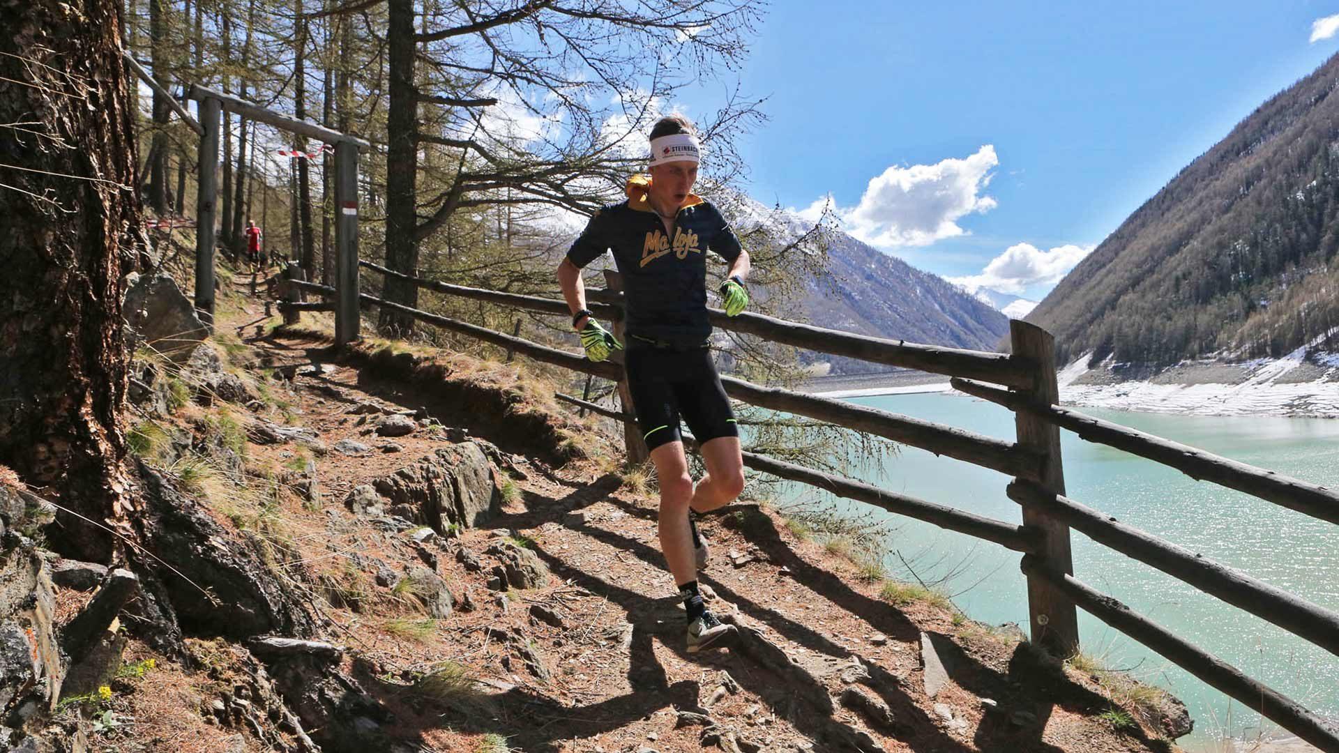Ötzi Alpin Marathon - Triathlon