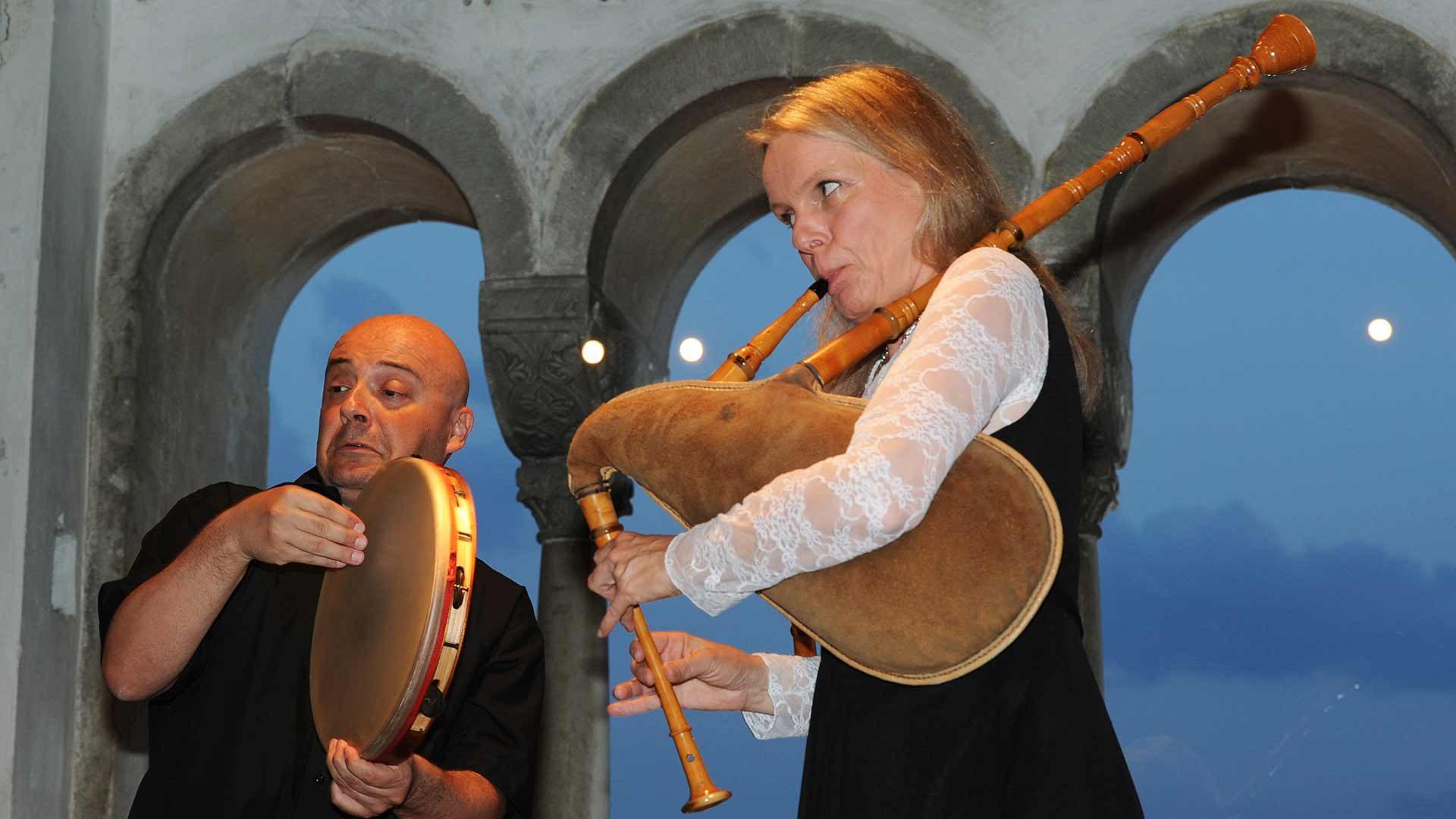 Konzert - Soireen auf Schloss Tirol