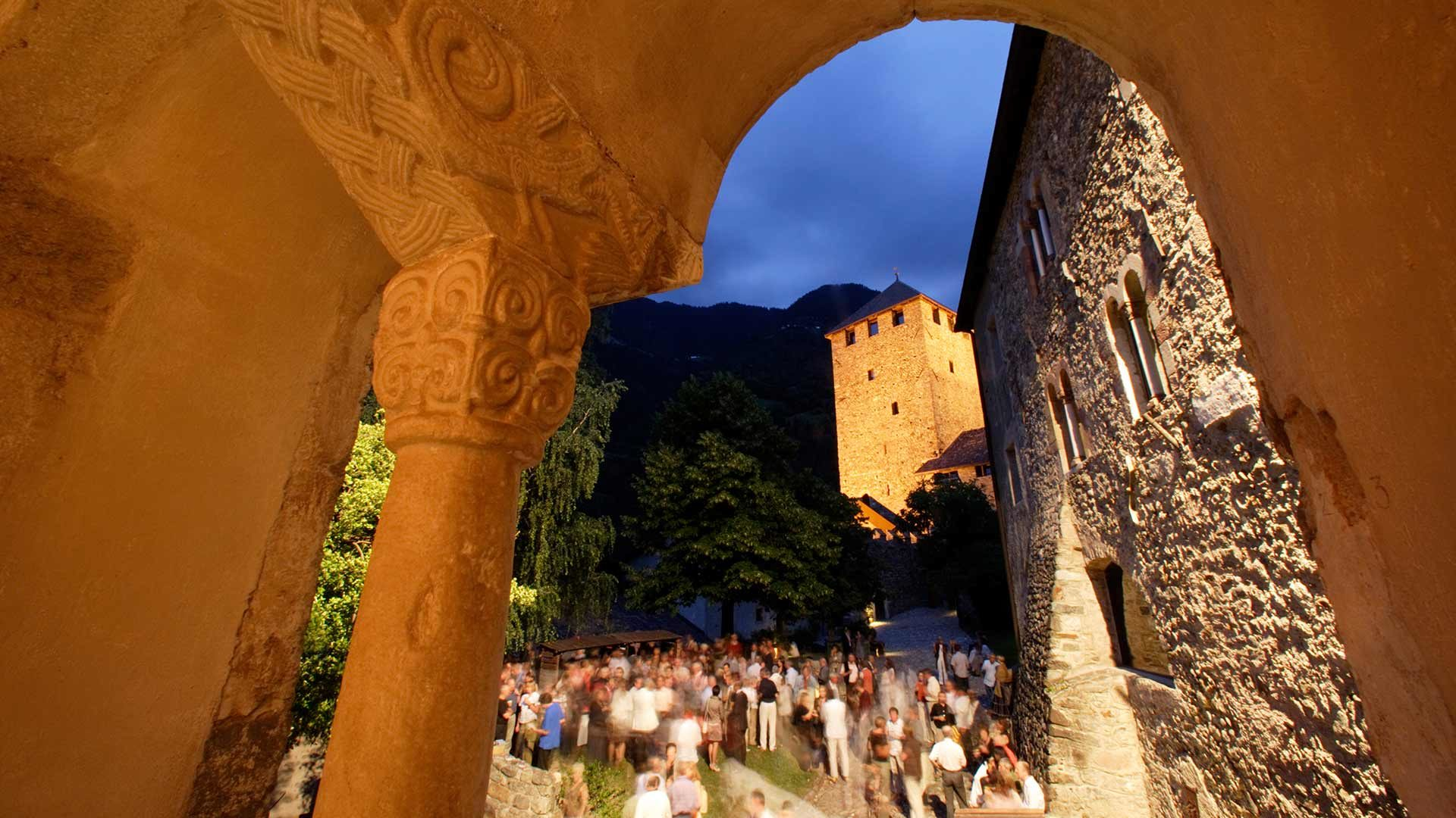 Soireen - Schloss Tirol