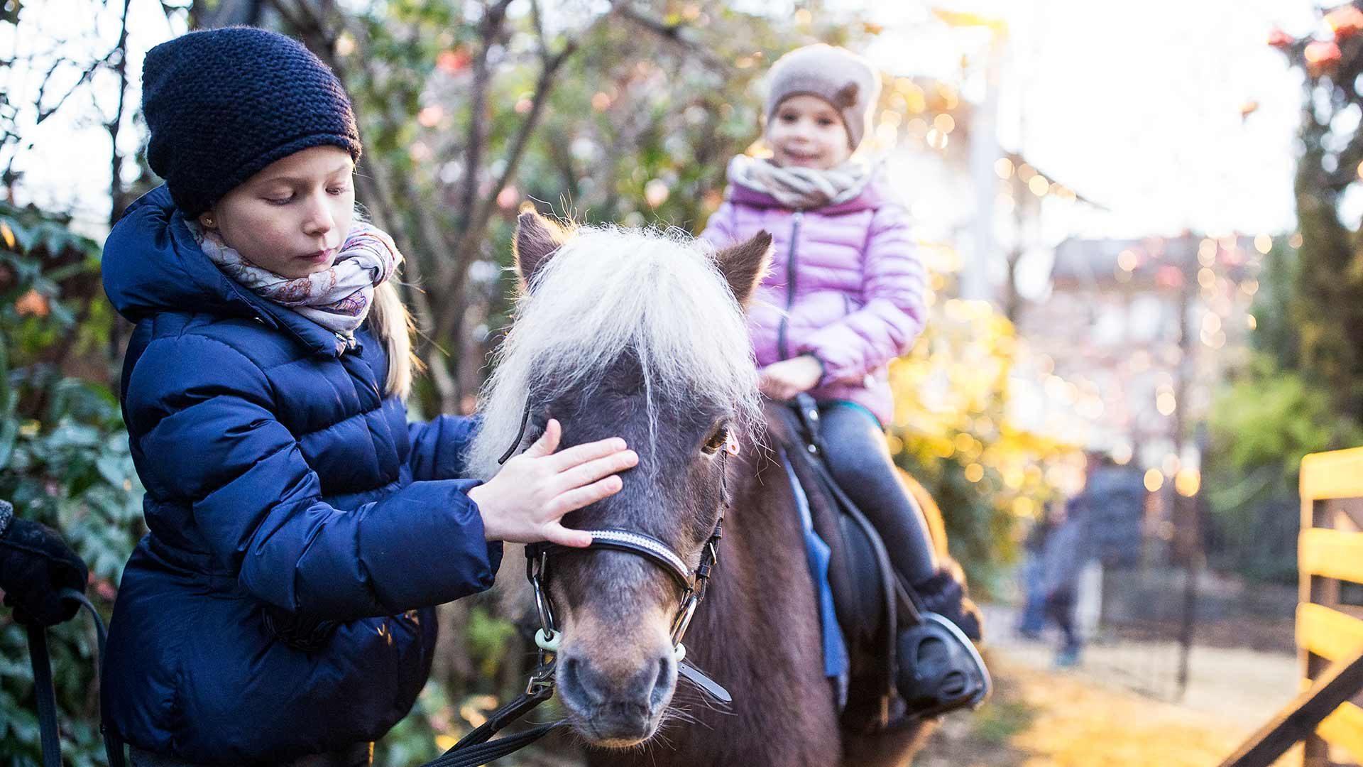 Weihnachtsmarkt Sterntaler in Lana - Kinderprogramm
