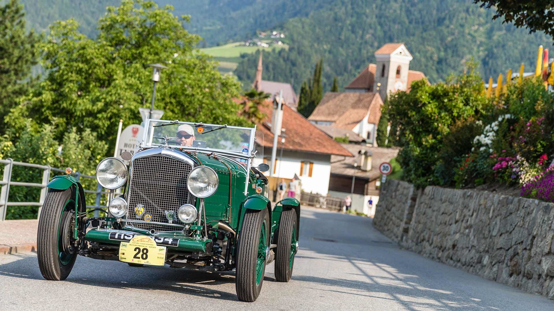 Südtirol Classic Schenna – Oldtimer - Rallye