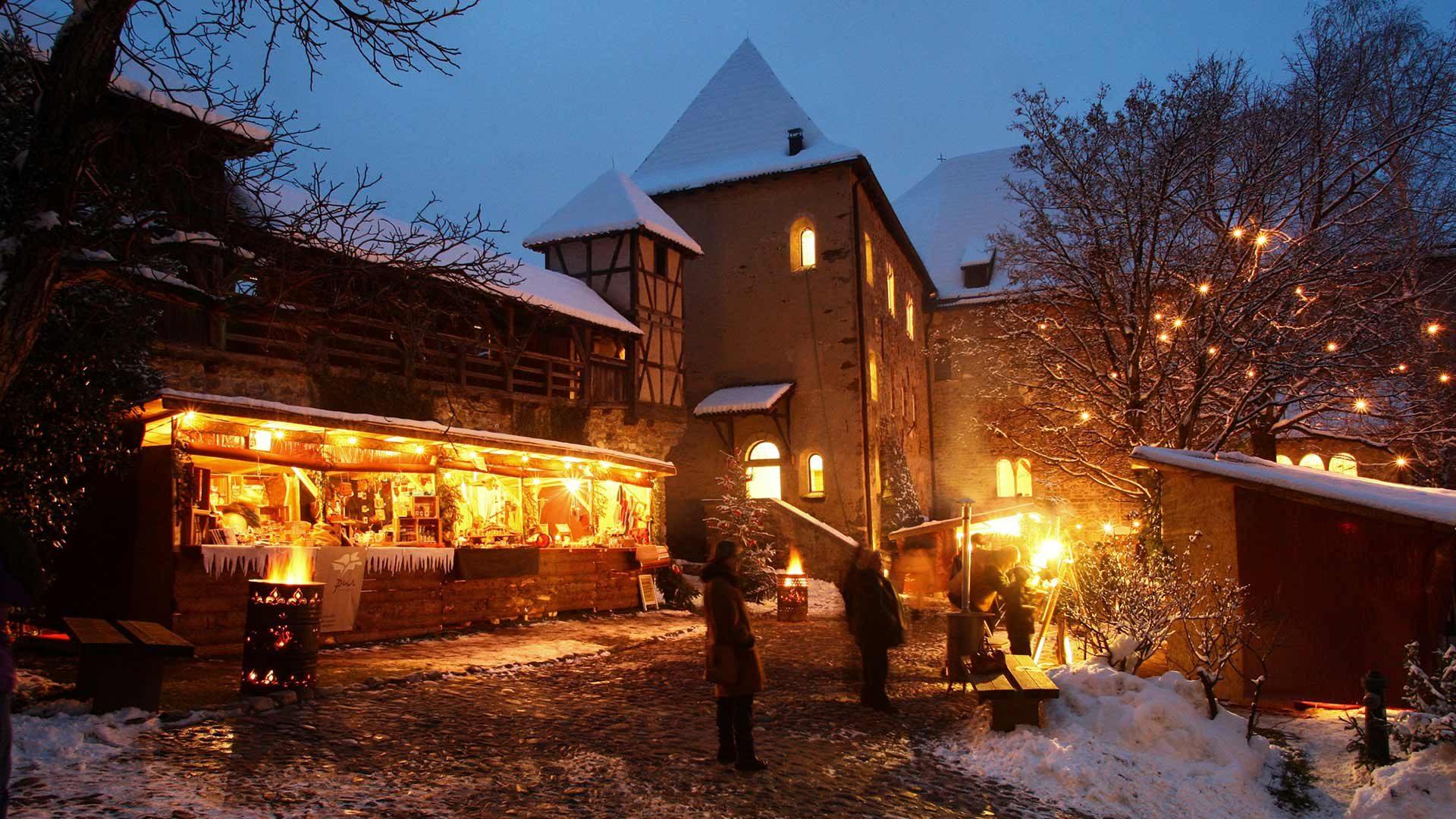 Tiroler Schlossadvent - Schloss Tirol