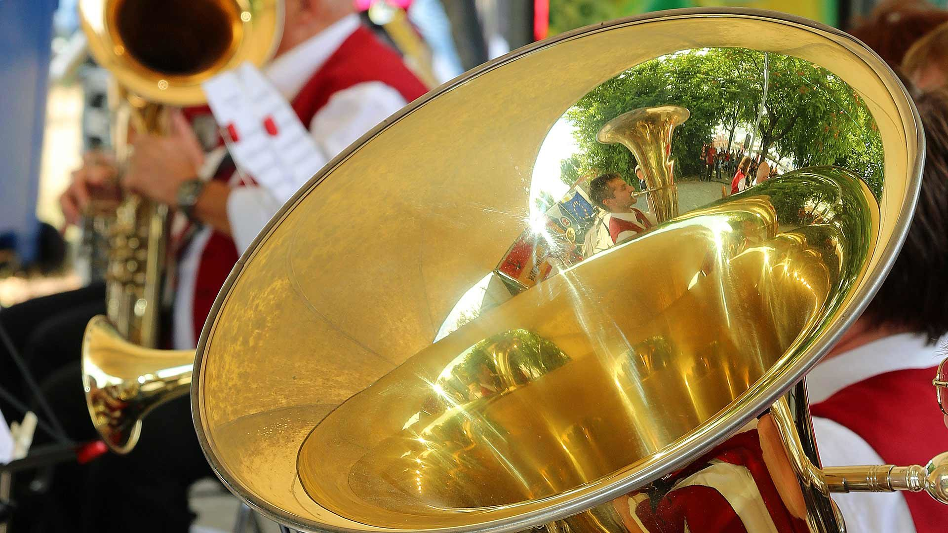 Traditionelles Herbstfest