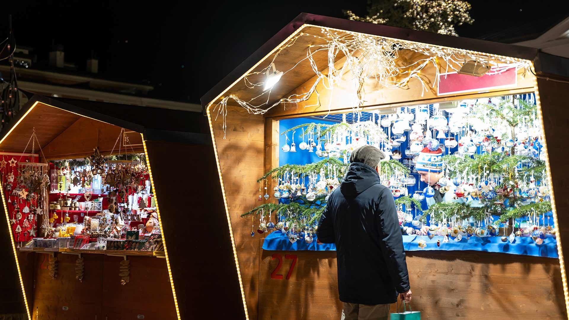 Weihnachtsmarkt Meran, Südtirol