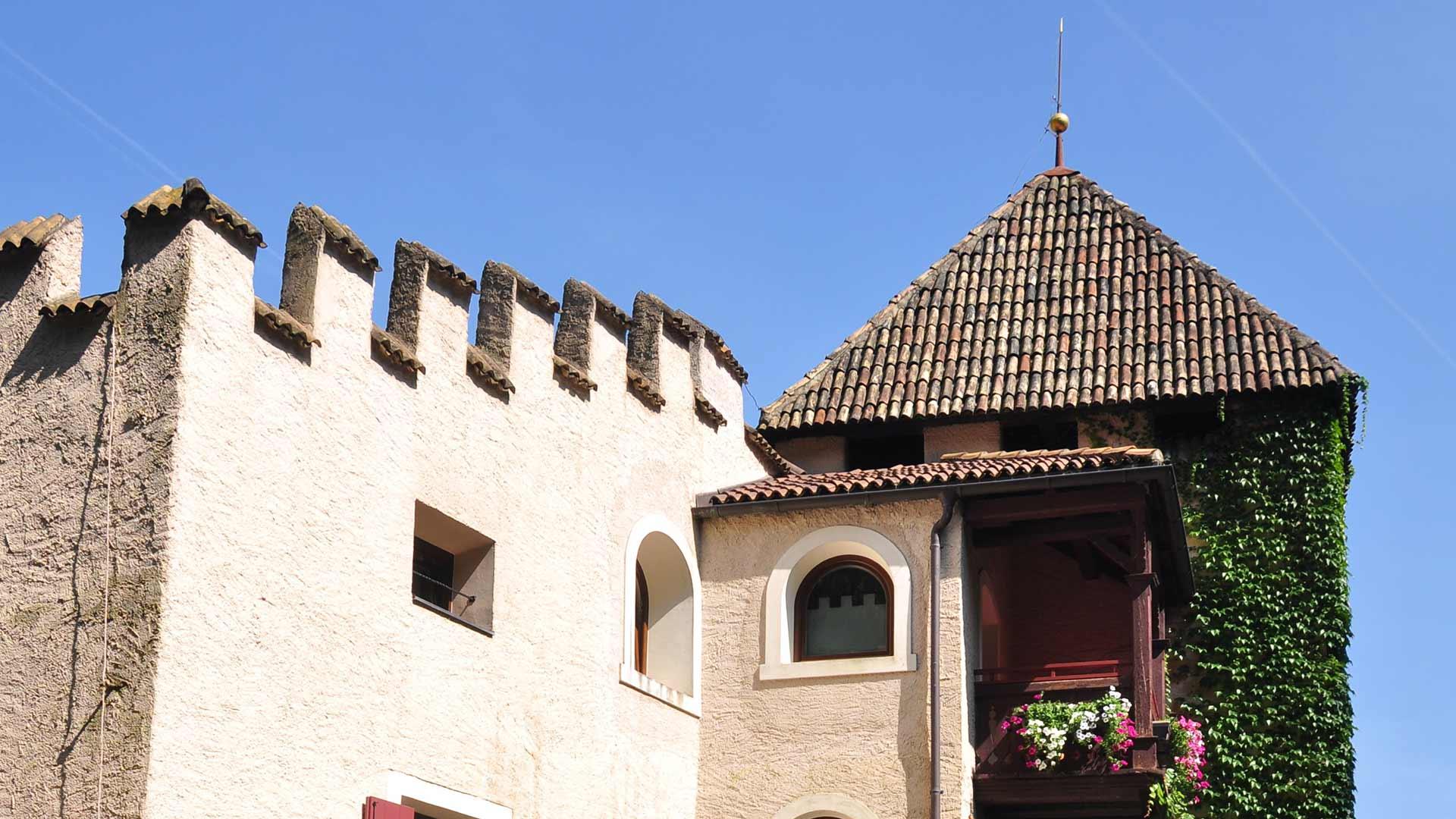 Algund - Schloss Plars - Schlundenstein