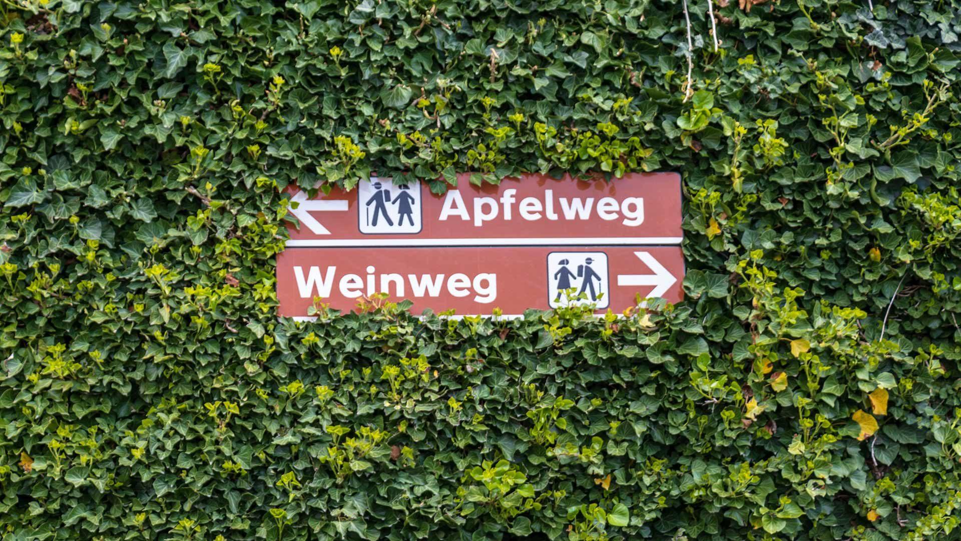 Der Apfelweg
