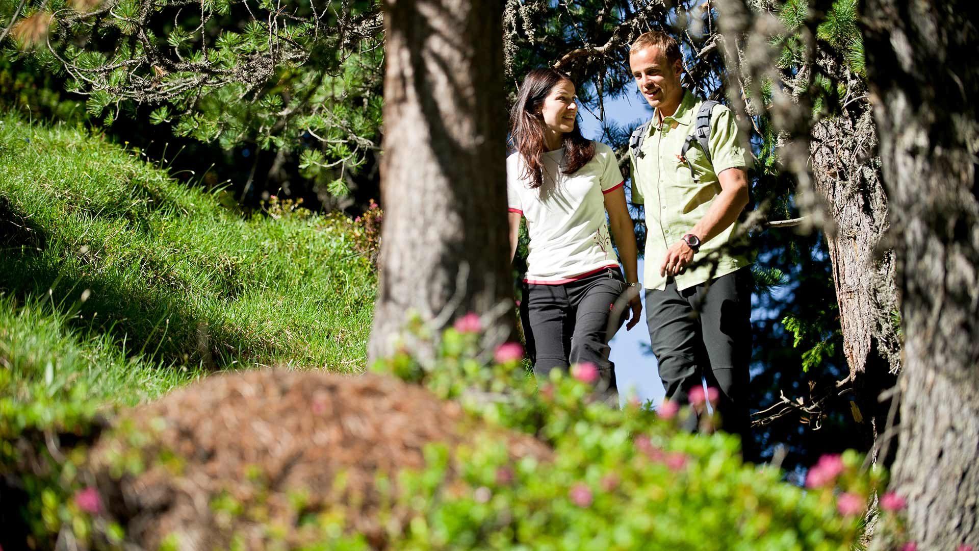 Wanderung zum Faglssee im Kalmtal