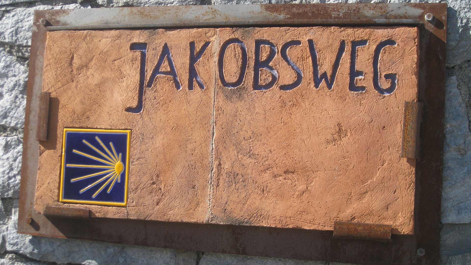 Jakobsweg von Algund nach Kastelbell